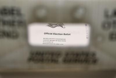 Election 2020 Pennsylvania Primary