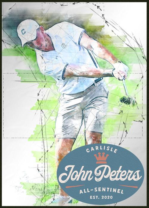 All-Sentinel Boys Golf POTY: John Peters