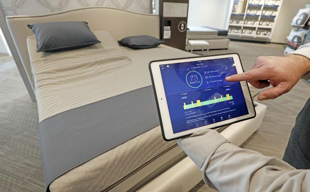 Sleep Gadgets Adjust If You Re Restless Or Snoring