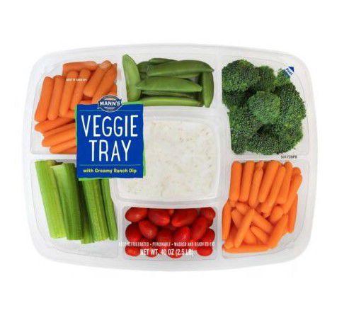 Recall veggie tray