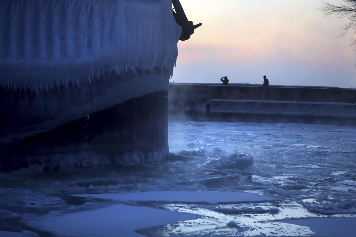 Deep Freeze Minnesota