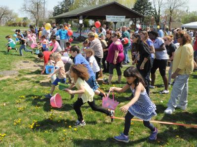 Community Easter Egg Hunt 2017