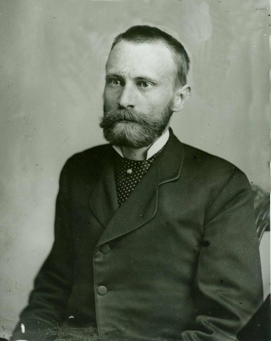 Judge Edward Biddle