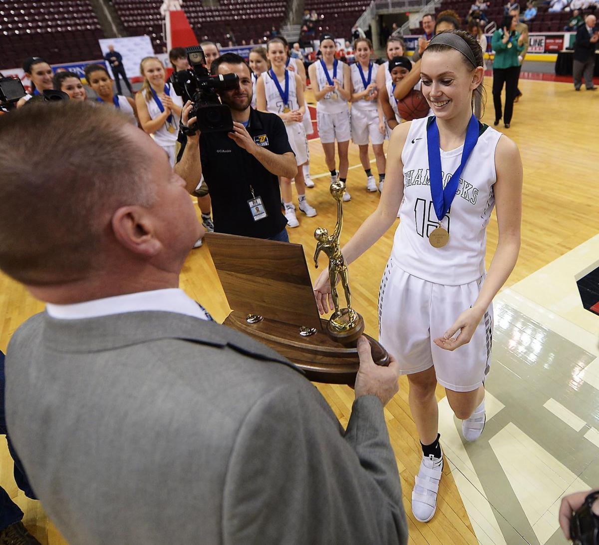 District 3 Girls Basketball: Trinity vs York Catholic
