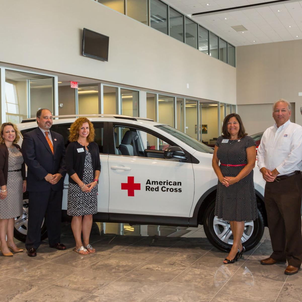 Bobby Rahal Toyota >> Bobby Rahal Toyota Donates Vehicle Mechanicsburg