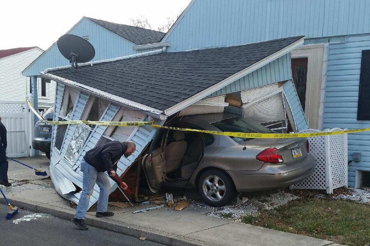 Car Crashes Into House In Carlisle Carlisle