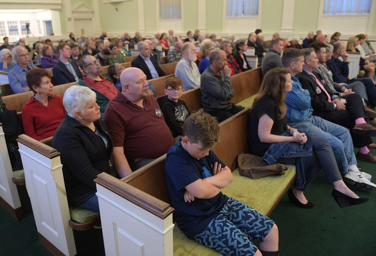 Cumberland County Commissioners Democratic Forum