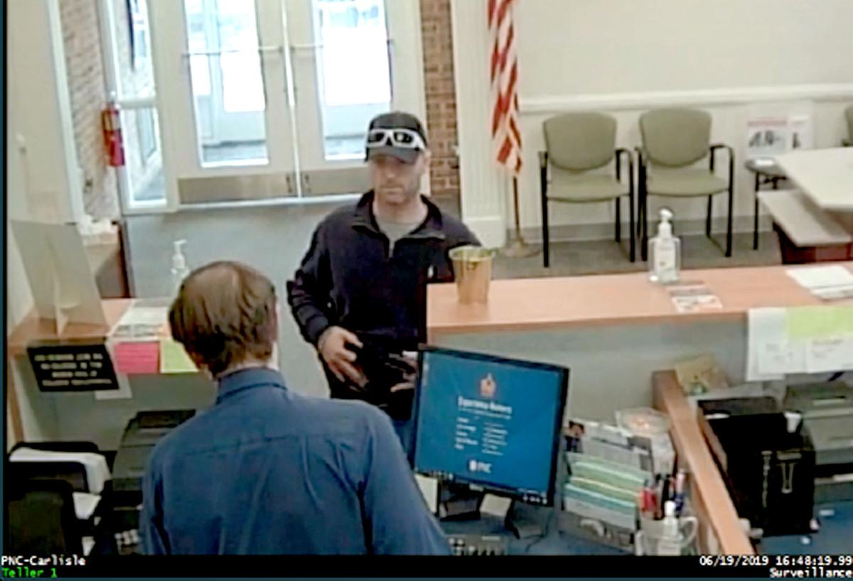 PNC Bank robbery June 19, 2019