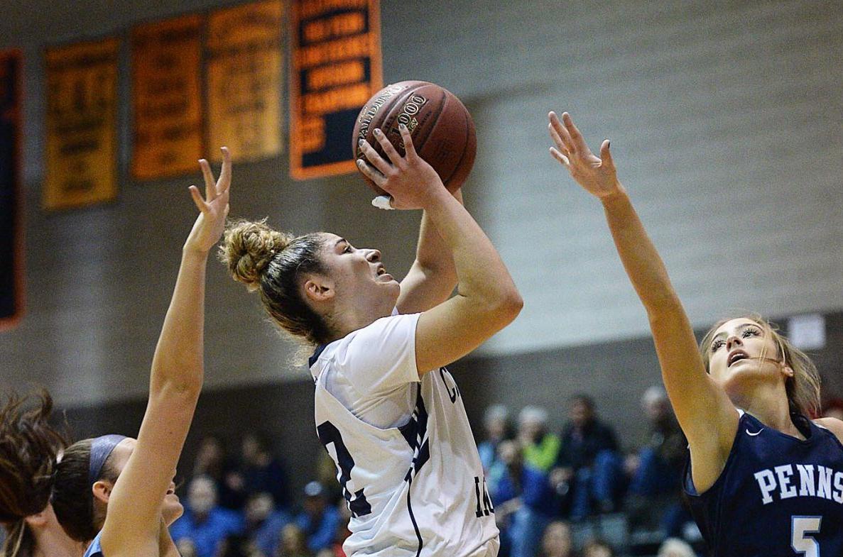 PIAA Girls Basketball: Camp Hill vs Penns Manor (copy)