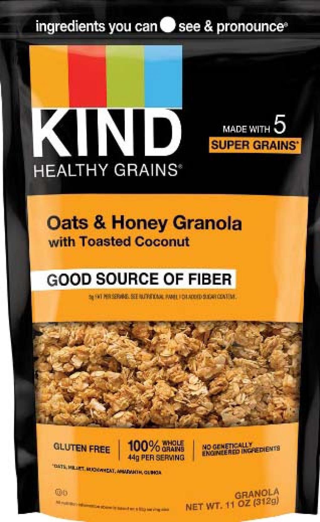 Recall granola