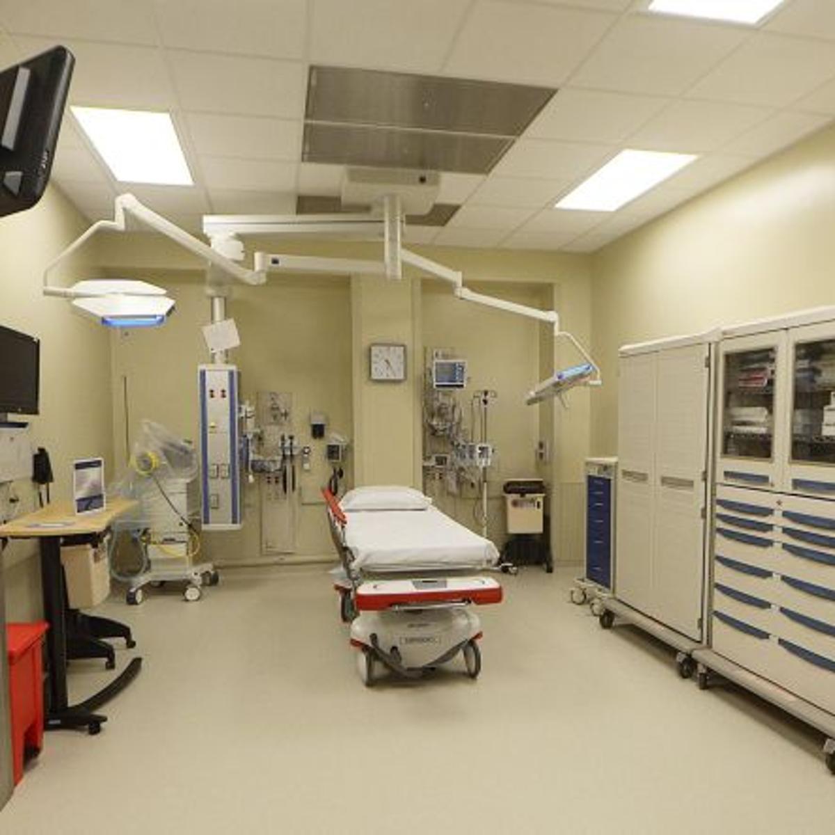 West Shore Hospital prepares to open its doors Monday