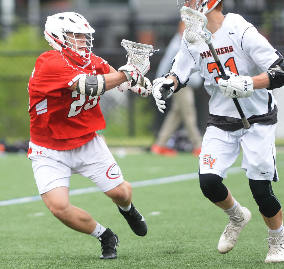 District 3 Boys Lacrosse: Cumberland Valley vs. Central York