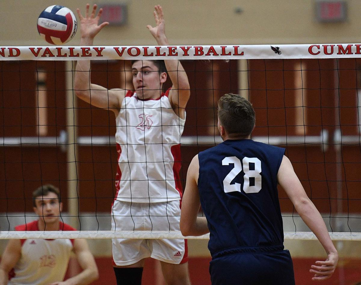 Cumberland Valley Chambersburg Volleyball