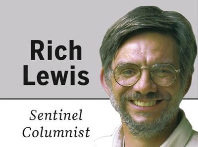 Rich Lewis col sig