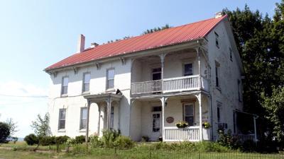 Building Blocks of History: Matthew Miller House - 1798