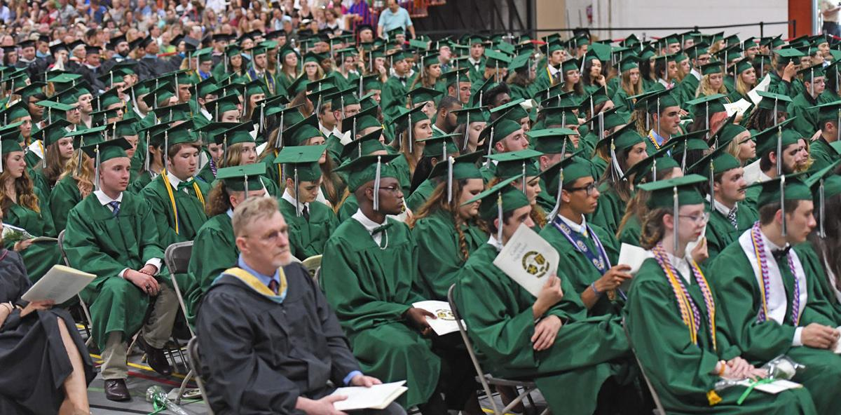 Carlisle High School Graduation