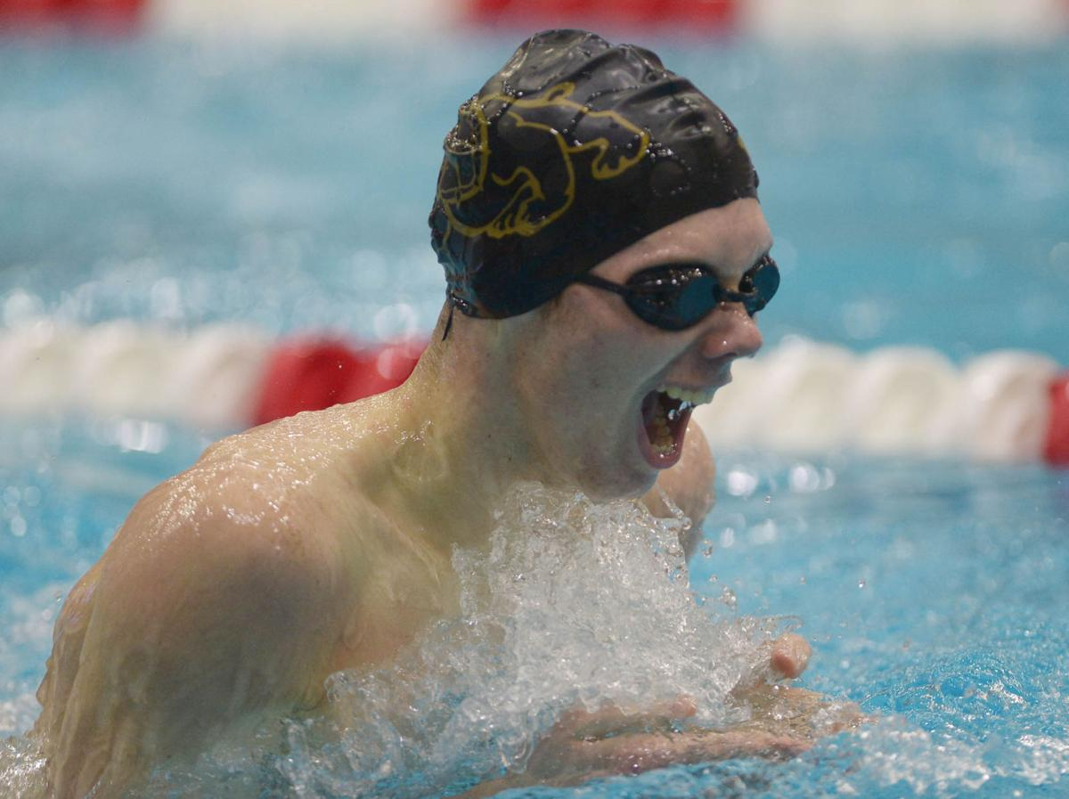 HS Swimming Previews: Big Spring's Jackson Penner