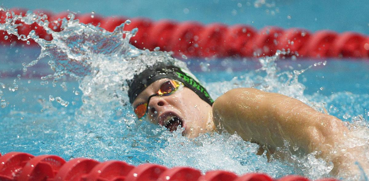 District 3 Swimming Championships Day 2