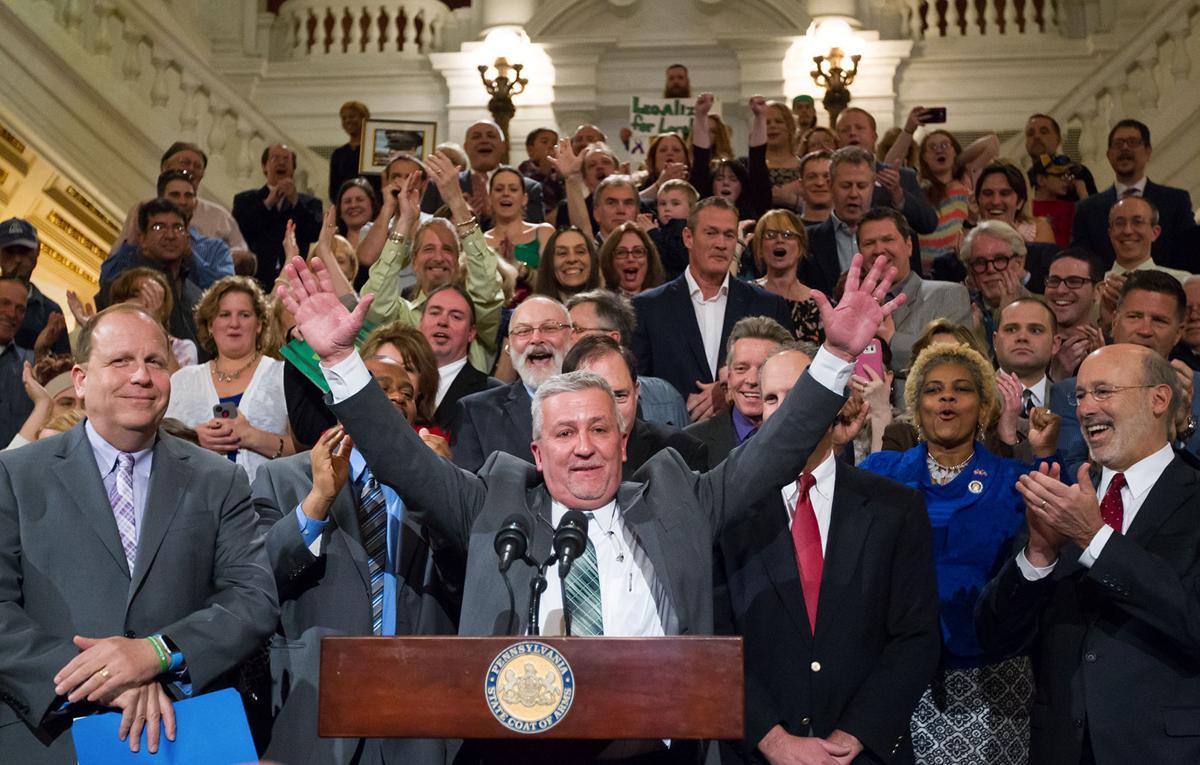 Pennsylvania Medical Marijuana Bill Signing