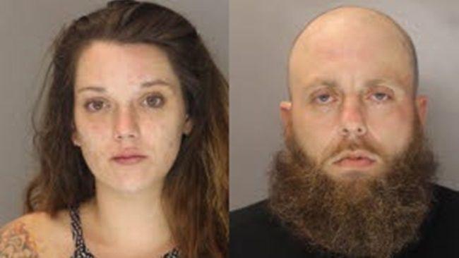 Drug overdose arrests