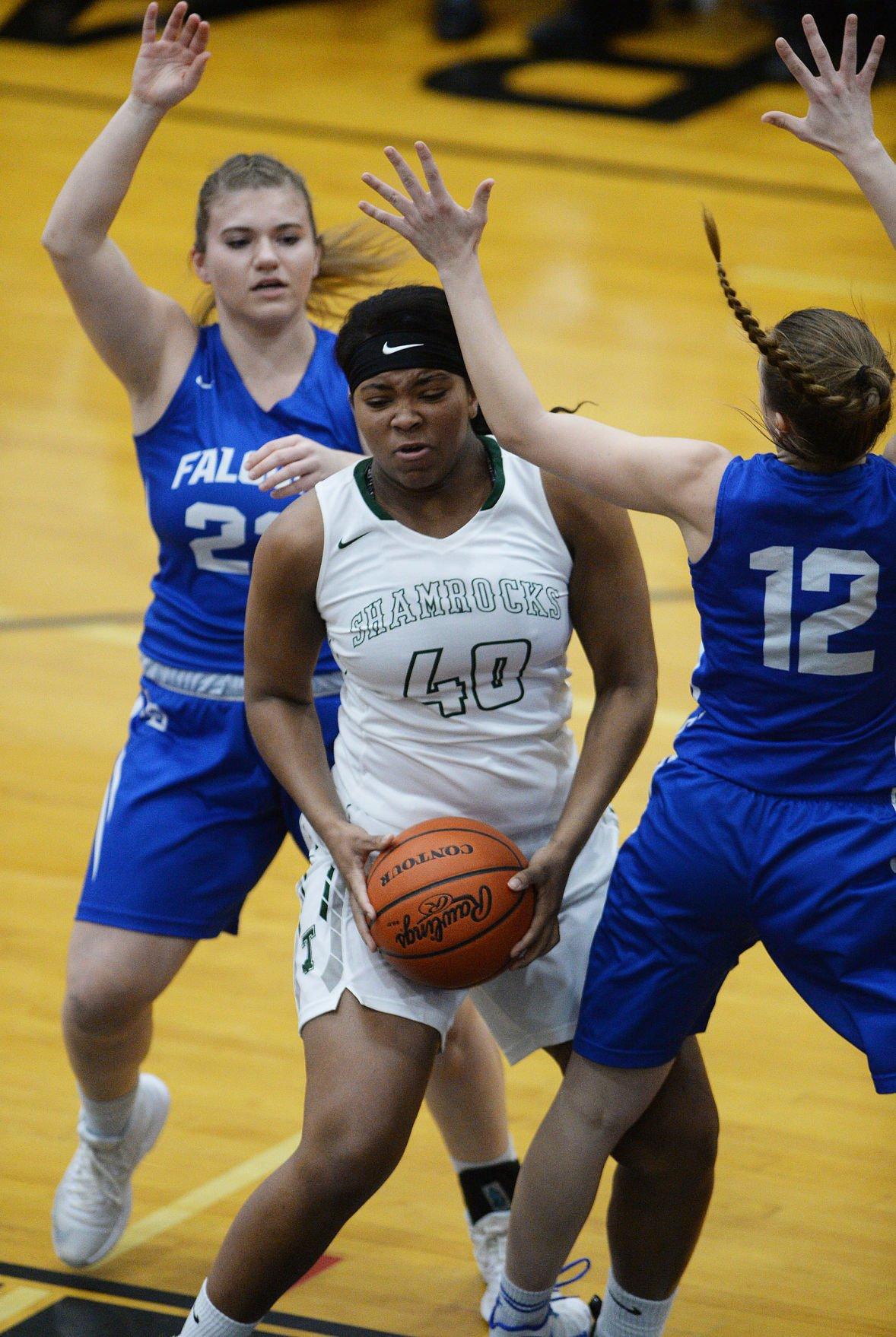 Mid-Penn Girls Basketball Semifinals: Trinity vs Lower Dauphin