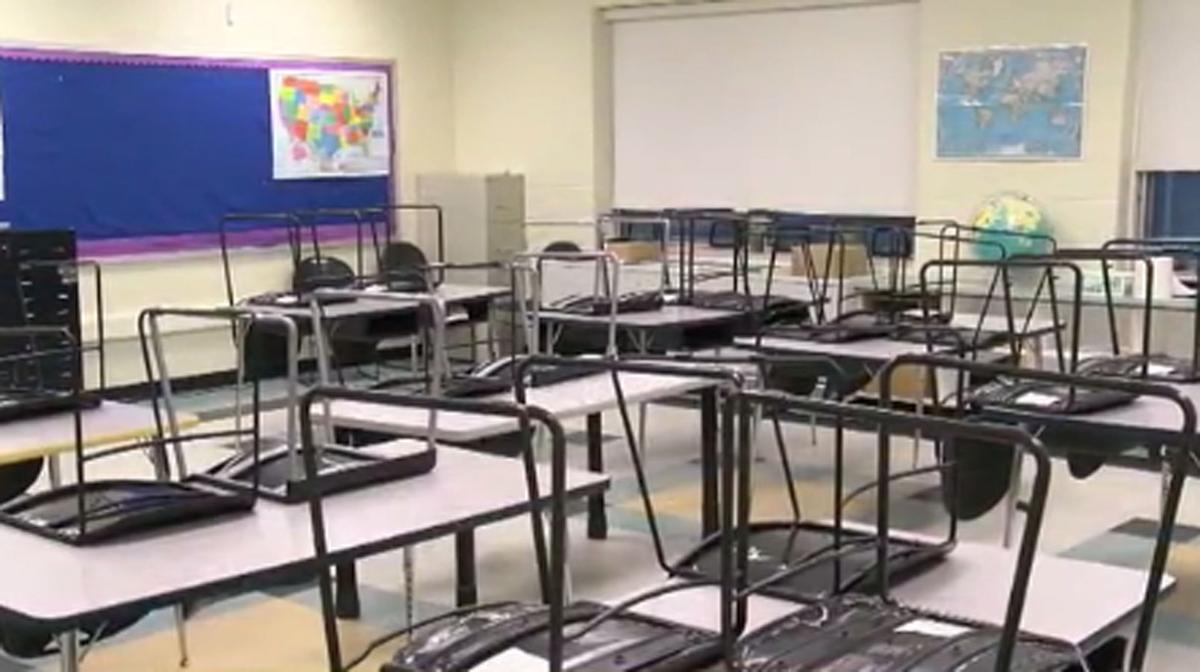 Harrisburg classroom