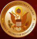 U.S. Middle District Court of Pennsylvania logo