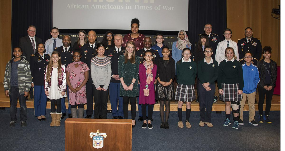 African American History Month Ceremony