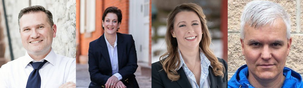 Primary Preview: Democratic candidates for Cumberland County