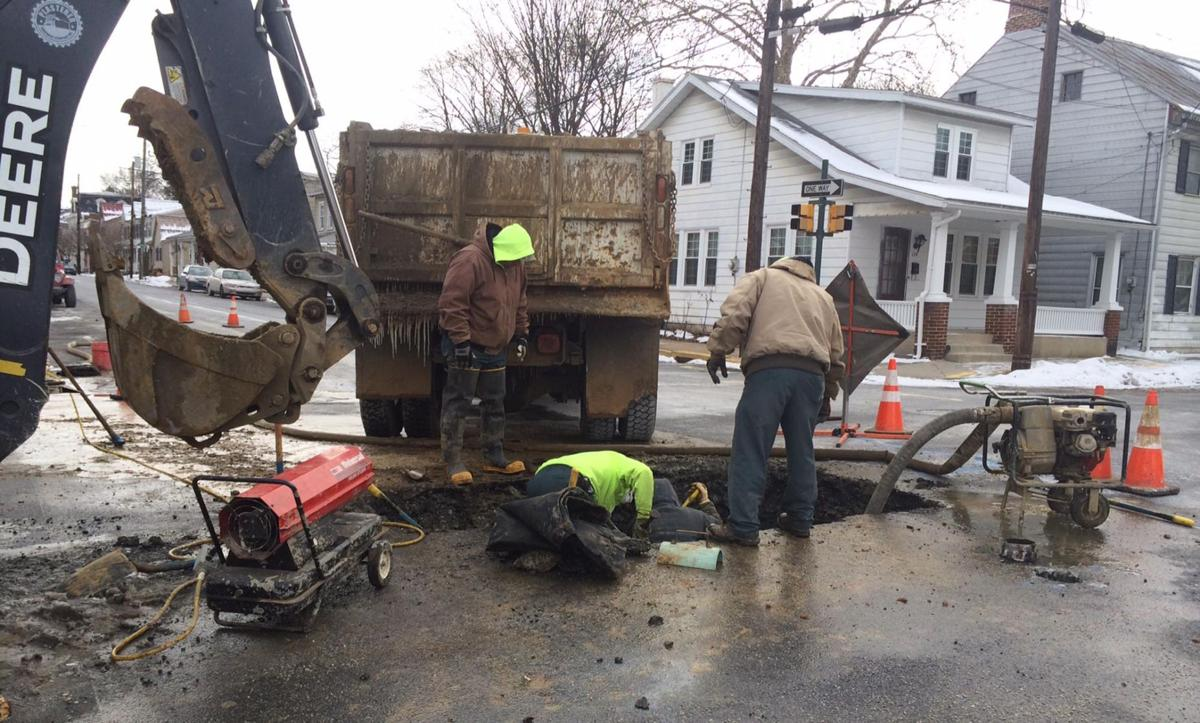 Water Main Break (copy)