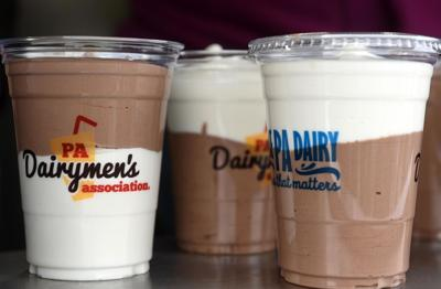 Farm Show milkshakes