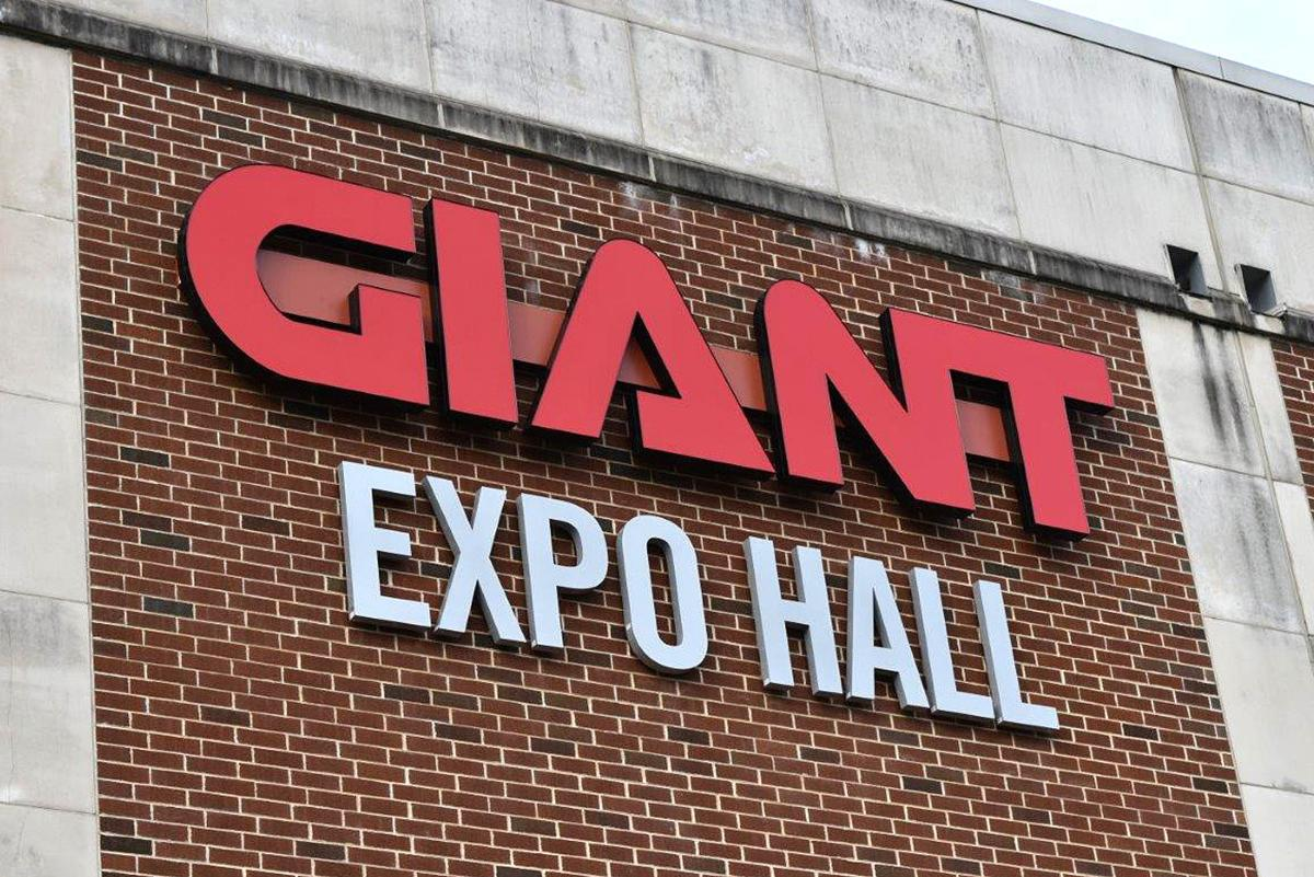 Gaint Expo Hall