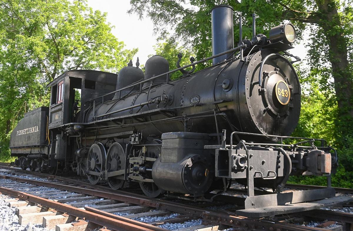 Williams Grove Steam Train 12