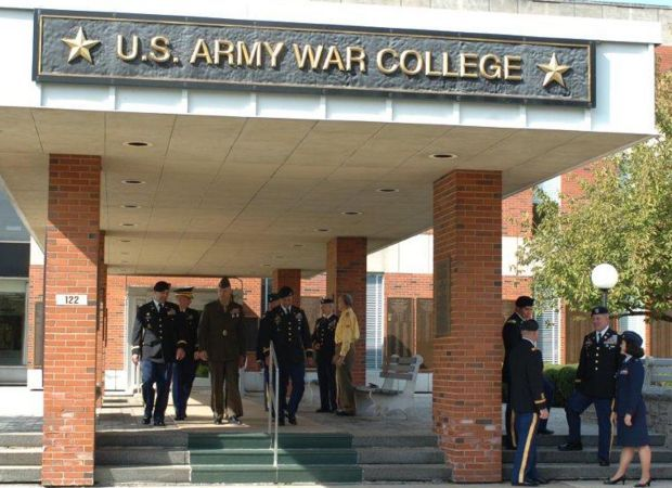 us army war college research papers The mission of the national war college is to educate future leaders of the armed forces, state department, and other civilian agencies for high-level policy, command.