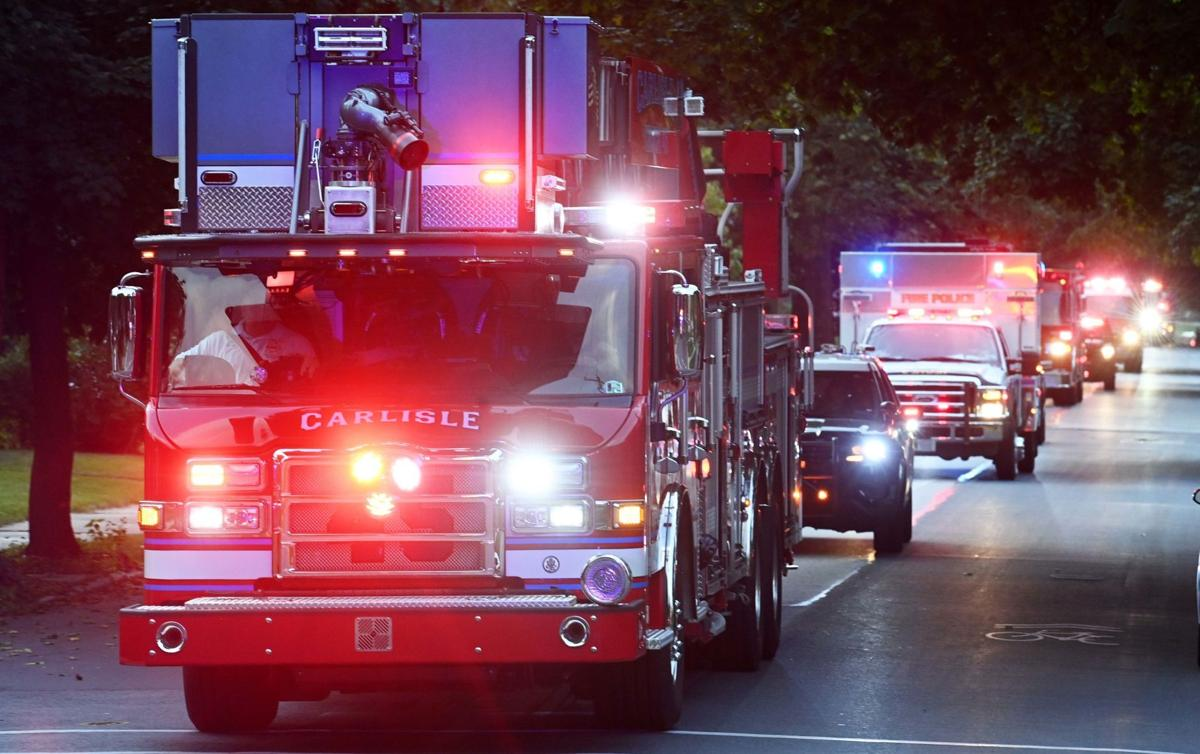 911 Emergency Vehicles Parade 1