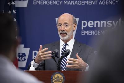 Gov. Wolf, Sec. of Health Present Latest Data, Ask Pennsylvanians to Unite Against COVID