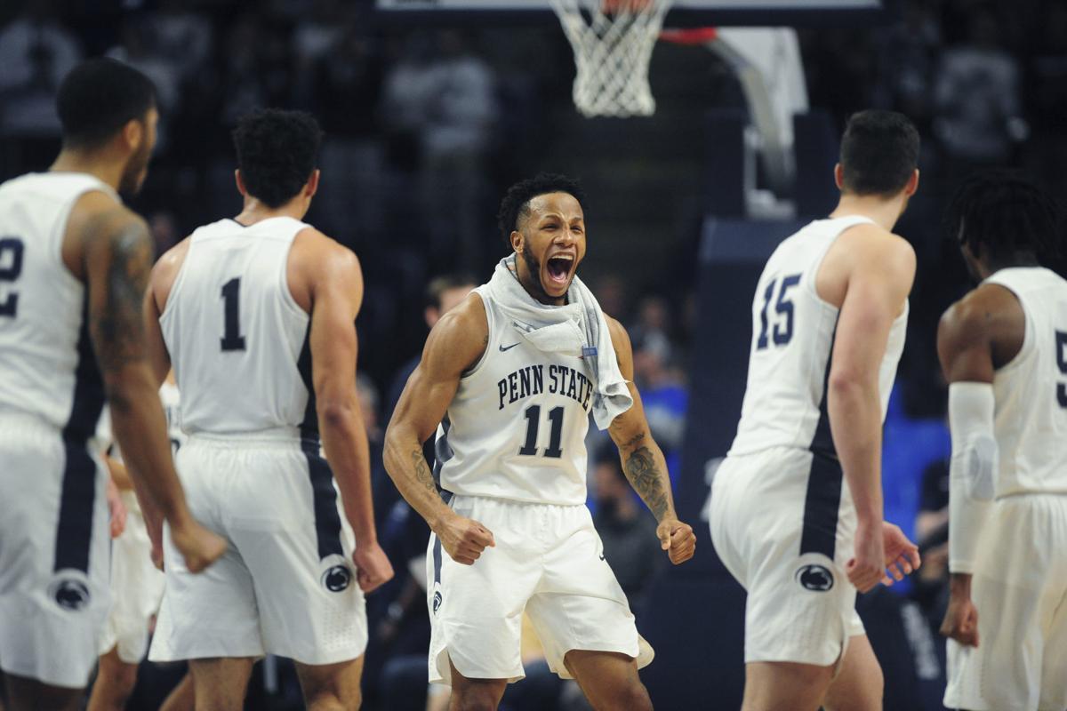 Penn State Men's Basketball: Lamar Stevens reaches Big Ten milestone in win over No. 21 Ohio State
