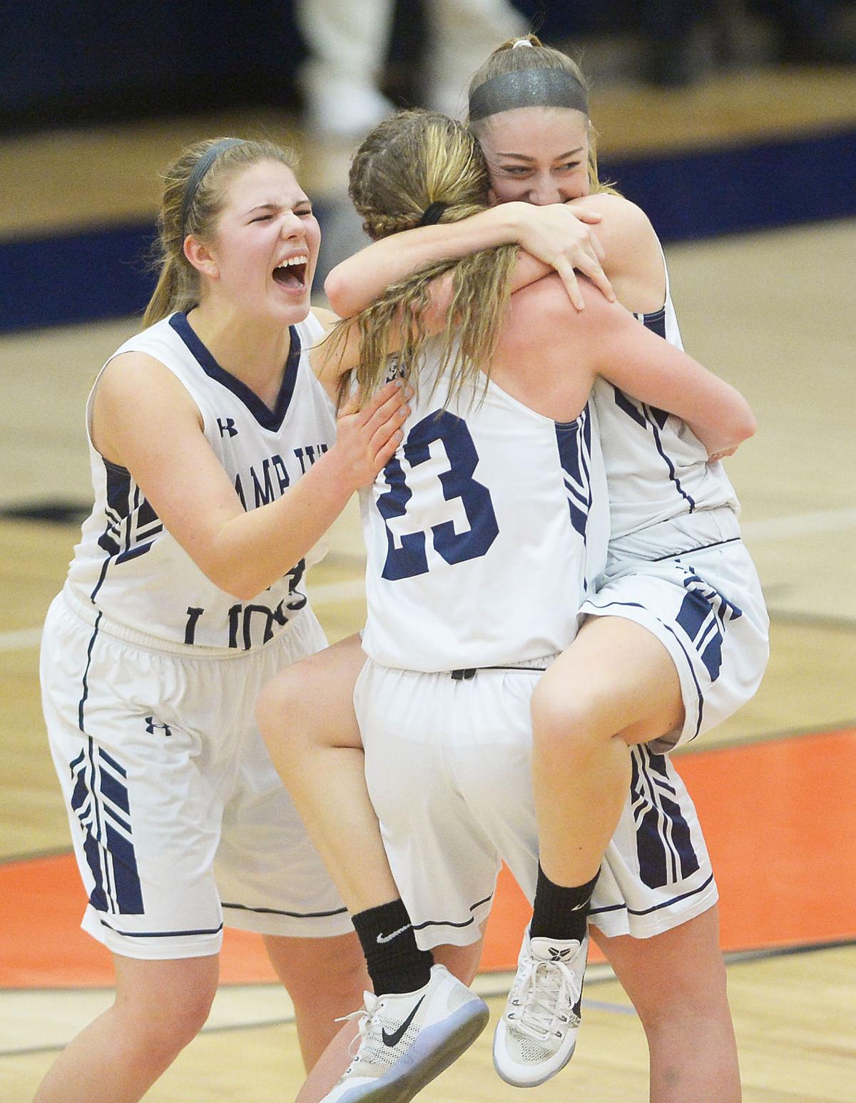 PIAA Class 2A Girls Basketball: Camp Hill vs Blairsville
