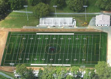 More than just a football field