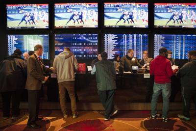 Sports Betting Falling Short