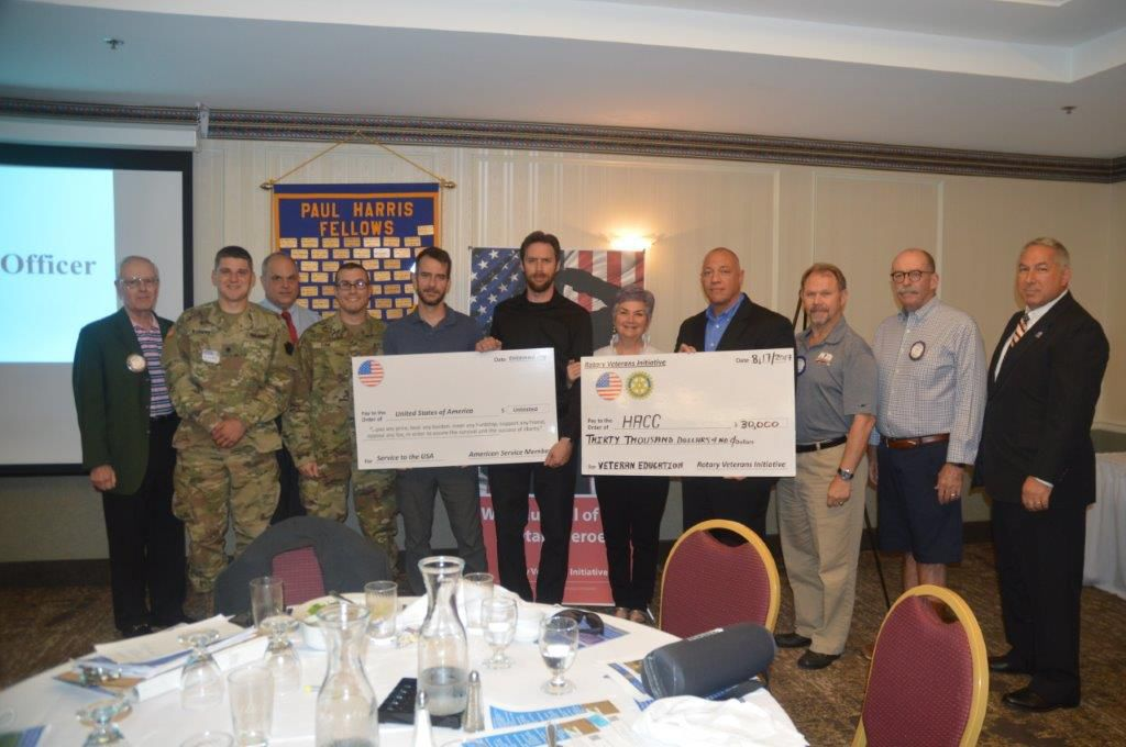 Rotary Veterans Initiative