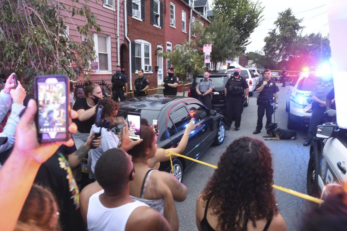 Fatal Police Shooting Pennsylvania