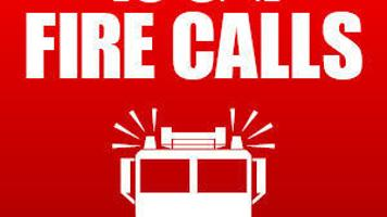 Sentinel area fire calls for May 24