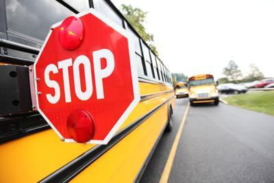 School Buses masks