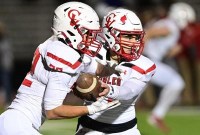 J.D. Hunter and Isaac Sines, Cumberland Valley