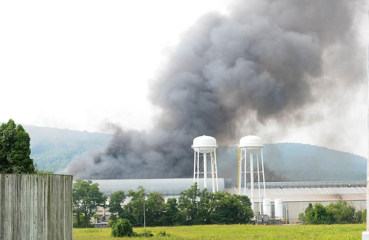 South Middleton Township Fire