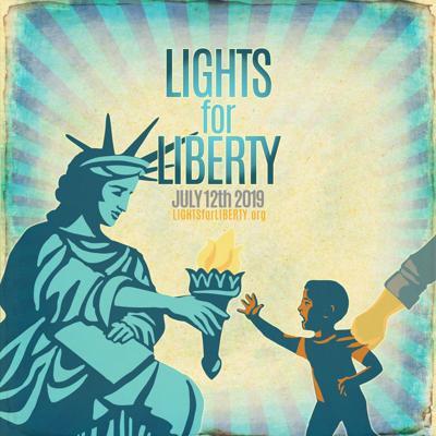 Lights for Liberty logo