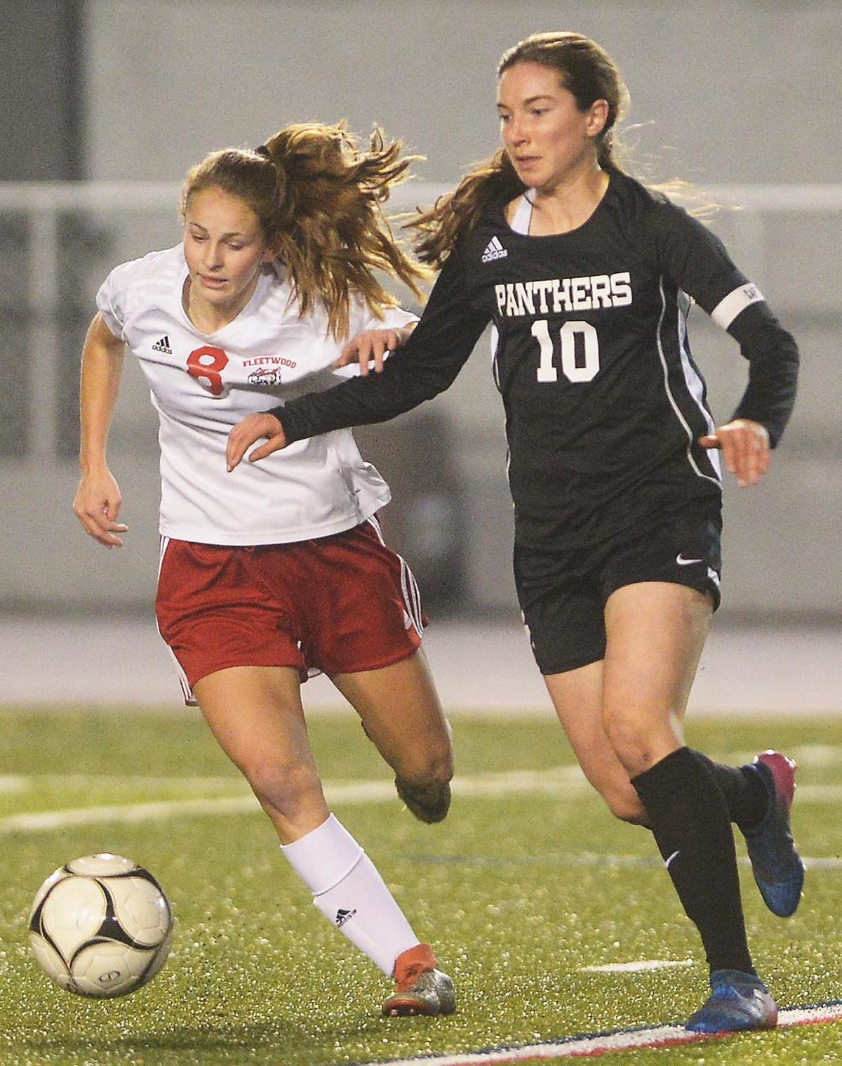 D3 girls Soccer Championship: Fleetwood vs East Pennsboro (copy)