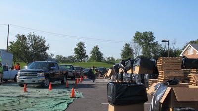 Hazardous waste drop-off