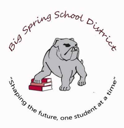 Big Spring School District Logo